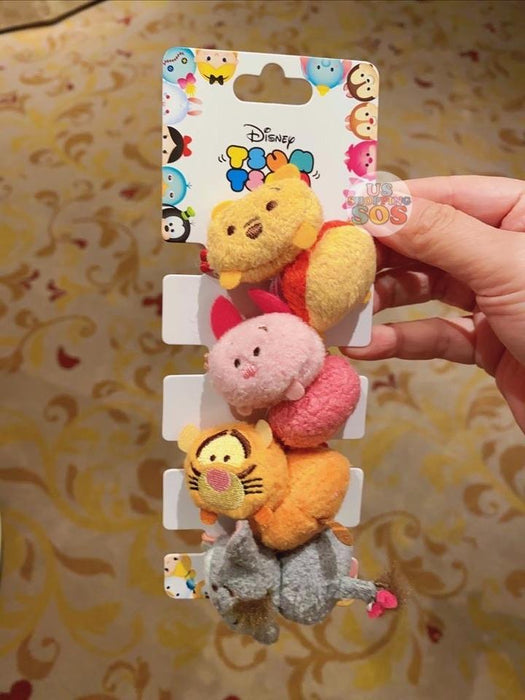 HKDL - Hair Accessories x Tsum Tsum Winnie the Pooh & Friends