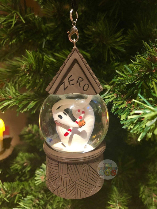 DLR - The Nightmare Before Christmas Snow Globe Ornament - Zero