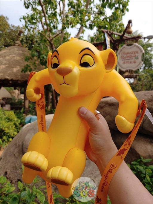 HKDL - Lion King Baby Simba Popcorn Bucket