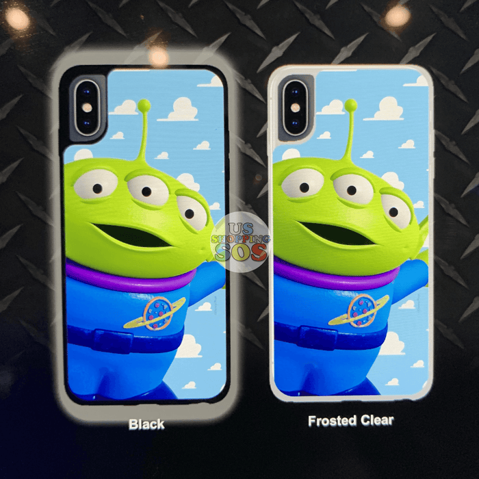 DLR - Custom Made Phone Case - Toy Story Alien