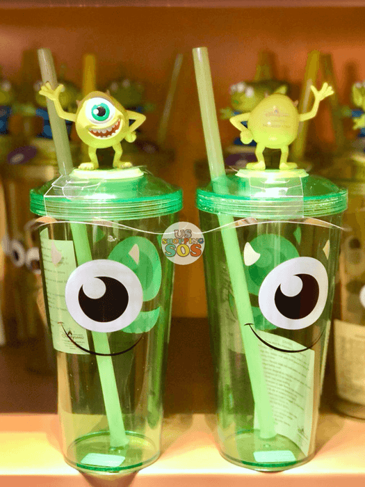 HKDL - Smile Sipper & Stamp