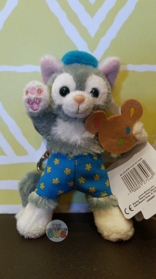 Aulani - Aloha Sunny Day Collection - Plush Keychain x Gelatoni
