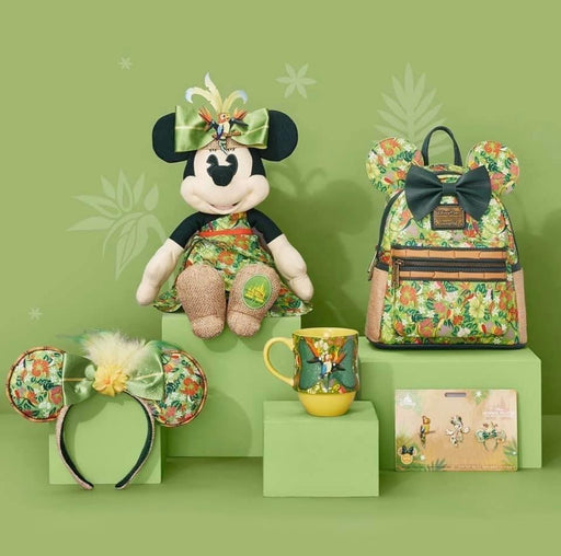 Disney Store USA / Shanghai - Bow-So-Sweet Minnie Attraction Series - May (Enchanted Tiki's Room)