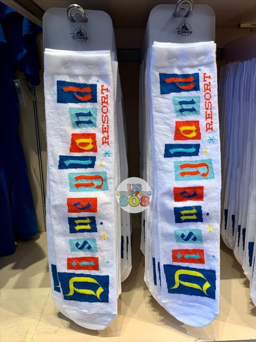 DLR - Disneyland Park 65th Anniversary - Socks