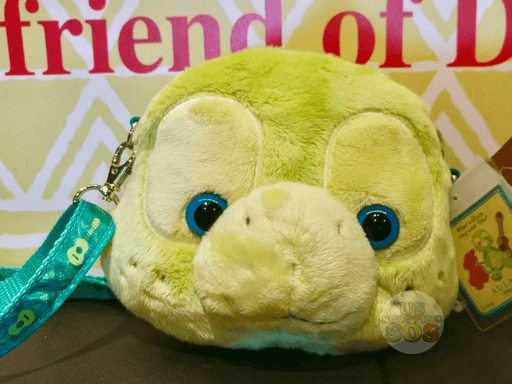 Aulani - Duffy's New Friend - Olu Plush Passholder