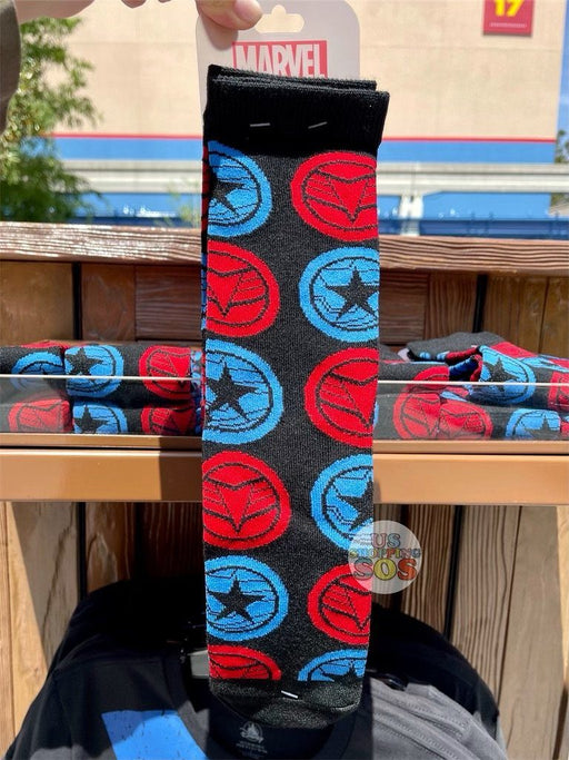 DLR - Marvel the Falcon & the Winter Soldier Socks (Adult)