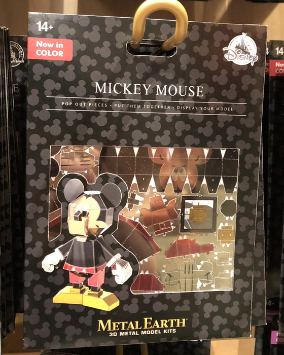 DLR - Metal Earth 3D Model Kit - Mickey