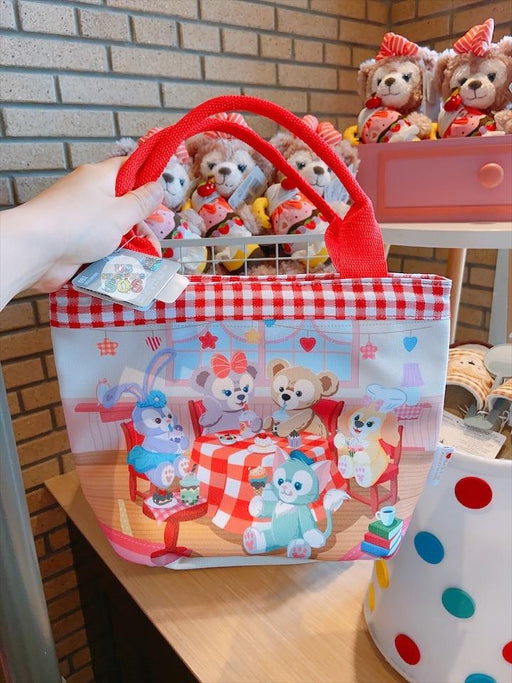 "SHDL - ""Sweet Duffy Afternoon Tea Collection"" - Candy & Handbag Set x Duffy & Friends"