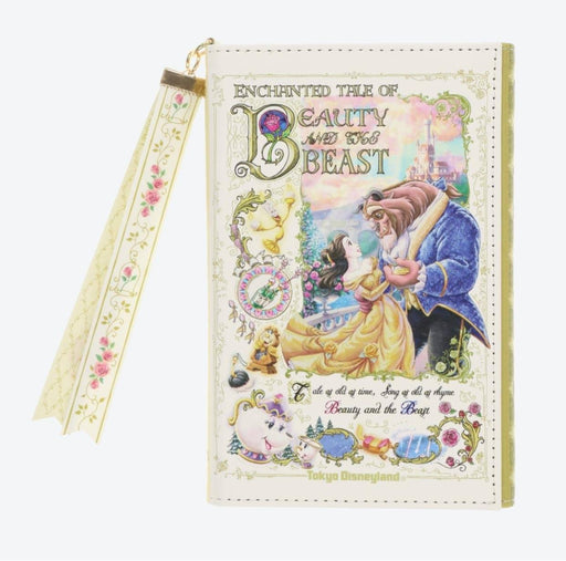 TDR - Enchanted Tale of Beauty and the Beast Collection - Smartphone Case (Smartphone Case (Compatible with Various Smartphones)