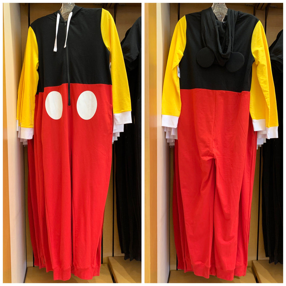 DLR - Mickey Bodysuit Pajamas (Adult)