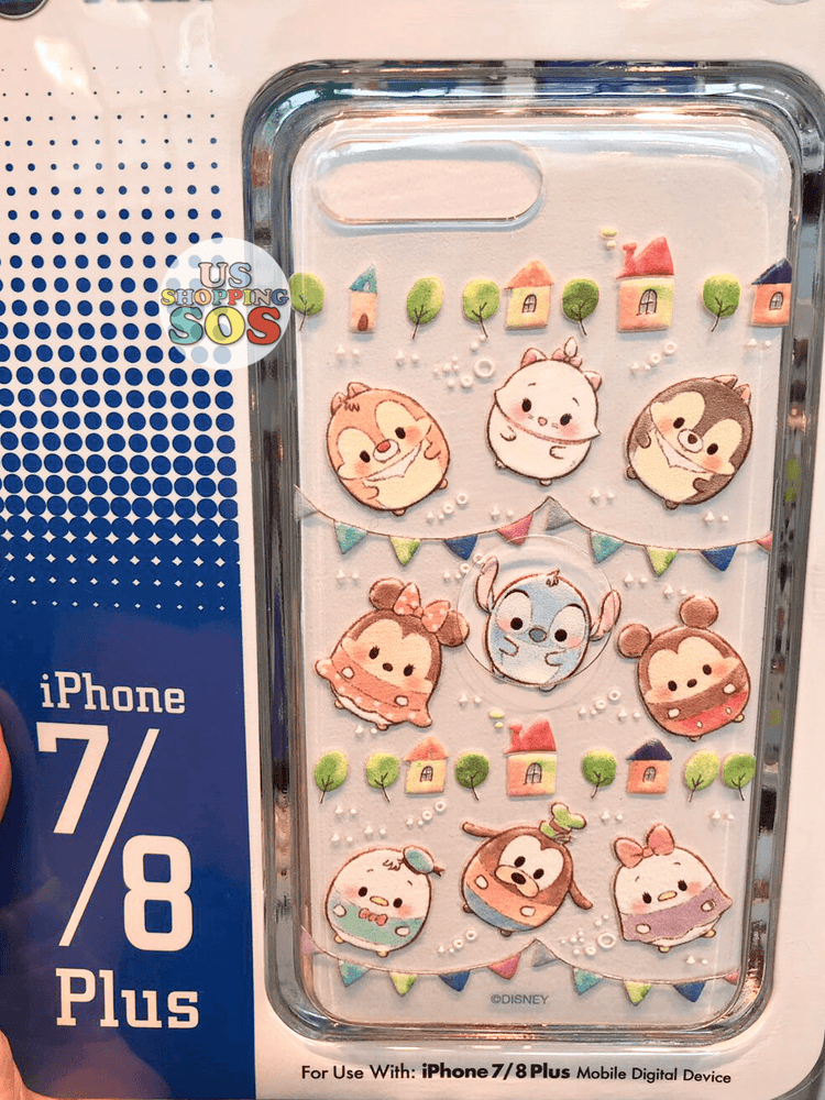 HKDL - iPhone Case - Ufufy with Houses and Flags