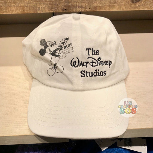"WDW - ""The Walt Disney Studio"" Mickey Director White Baseball Cap (Adult)"
