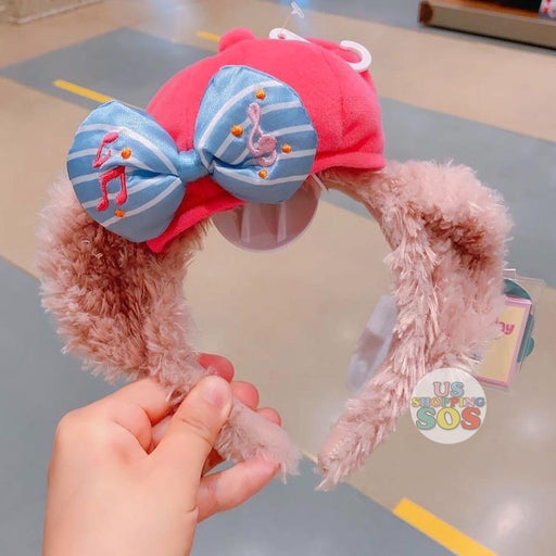 SHDL - Duffy & Friends Summer Camp Collection - ShellieMay Plushy Ear Headband