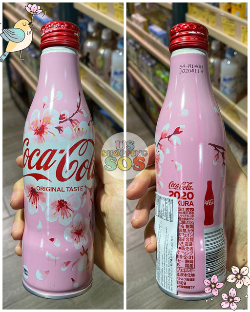 Japan Sakura Delights (Limited Released) - Coca-Cola Sakura 2020