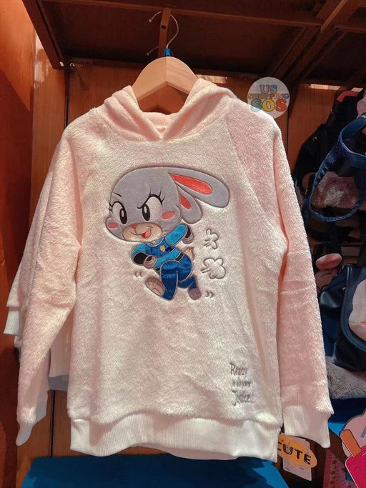 SHDL - Fluffy Hoodie x Judy Hopps for Adults