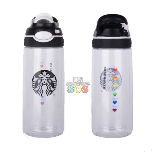 Starbucks China - Valentine 2020 - Rainbow Contigo Water Bottle (560ml)