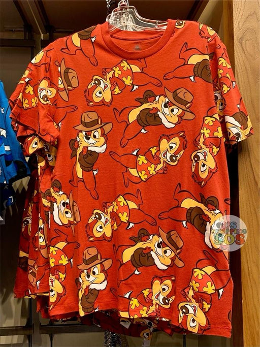 DLR - Fashion All-Over-Print T-shirt - Chip 'n Dale Rescue Rangers