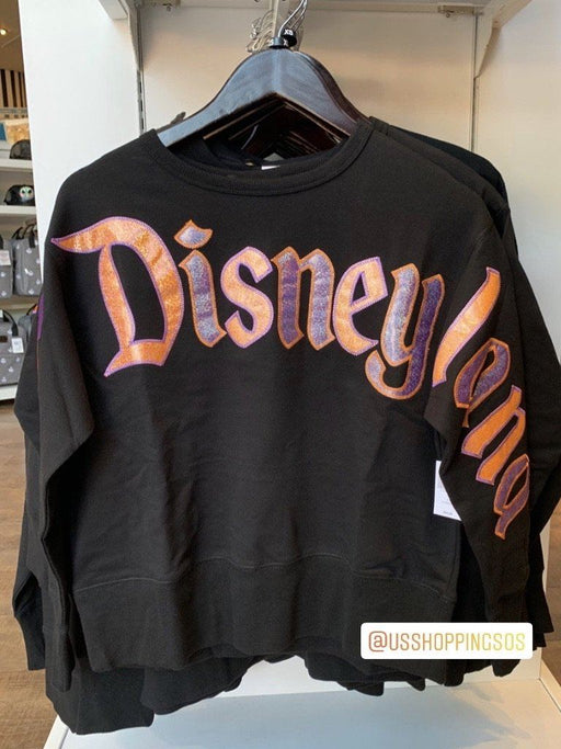 "DLR - 🎃 Halloween Time 2020 - ""Disneyland"" Spirit Sweatshirt (Adult)"
