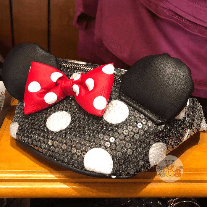 DLR - Loungefly Minnie Polka Dot Sequin Collection