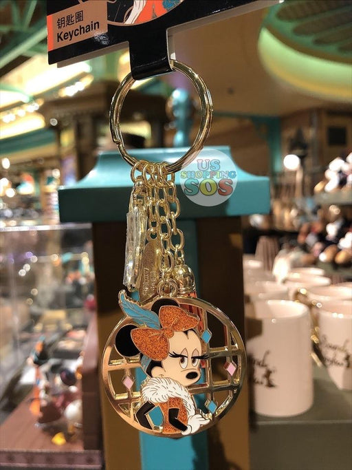 SHDL - The Sound of Shanghai Collection - Keychain x Minnie Mouse