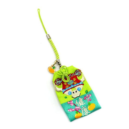 HKDL - Lunar New Year 2021 - Japanese Omamori Good Luck Charm for Health x Olu Mel