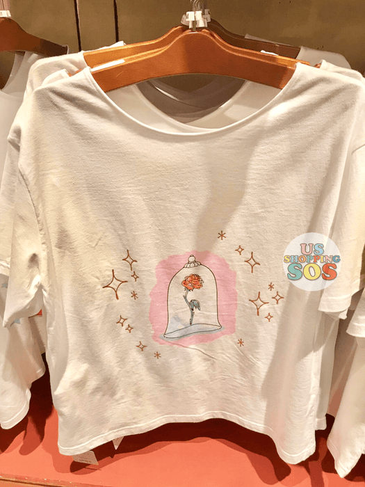 TDR - Beauty & the Beast Double-Sided Printed Tee