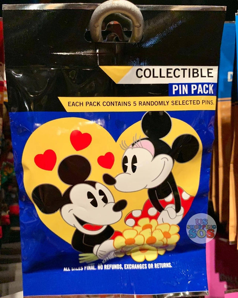 DLR - Mystery Collectible Pin Pack - Sweetheart