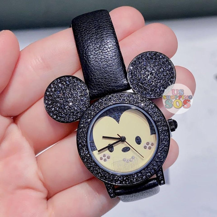 SHDL - Mickey Mouse Ear Shaped Watch by jmaruyama
