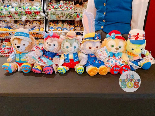 SHDL - Duffy & Friends Summer Camp Collection - Plush Toy x