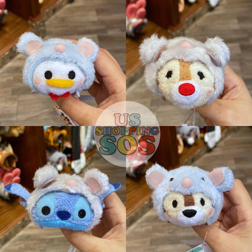 HKDL - Lunar New Year 2020 Collection - Year of Rat x Tsum Tsum