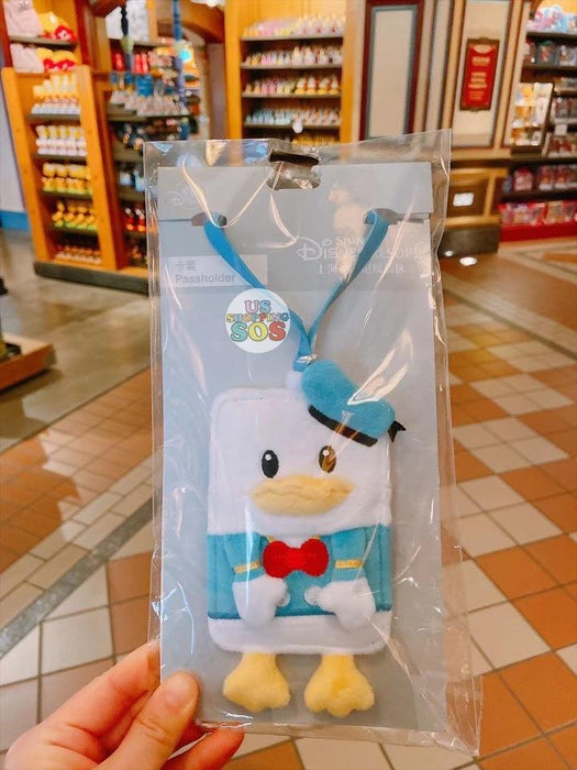 SHDL - Plushy Pass holder x Donald Duck