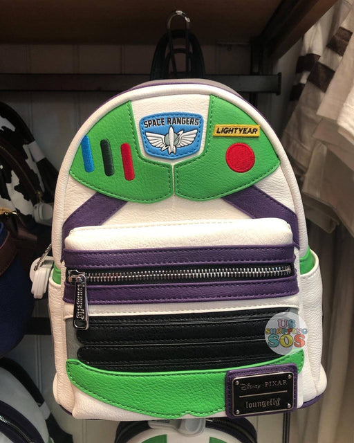 DLR - Loungefly Toy Story Backpack - Buzz Lightyear