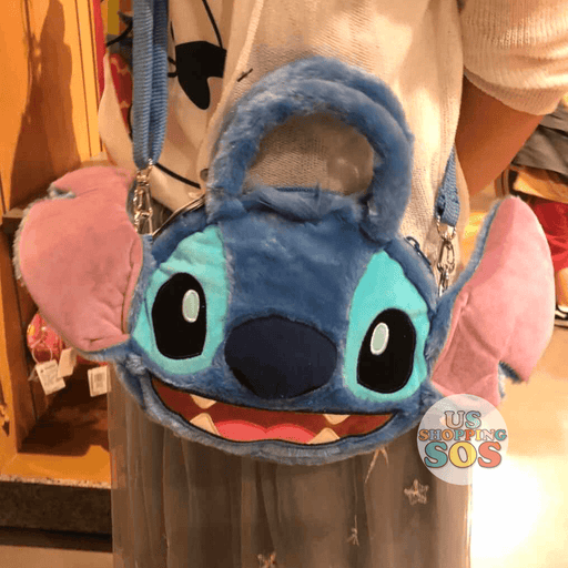 SHDL - Stitch Face Icon 2-Way Bag