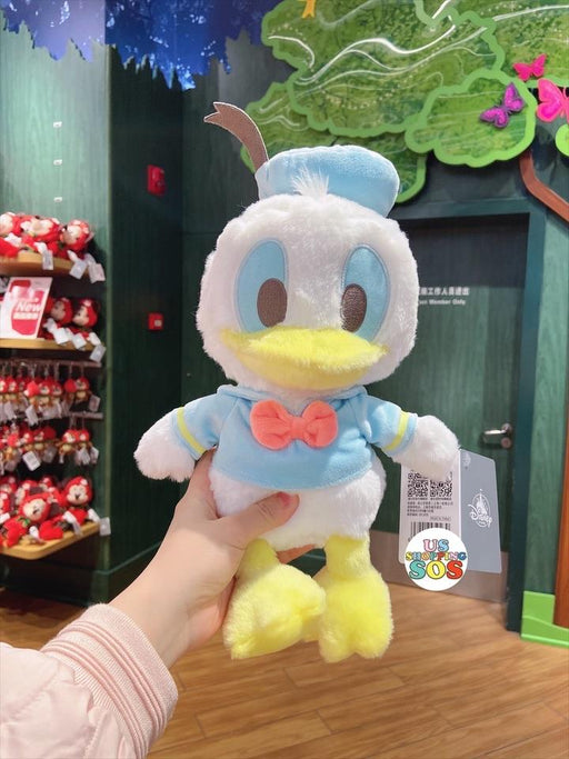 SHDS - Fluffy Pastel Collection - Plush Toy x Donald Duck
