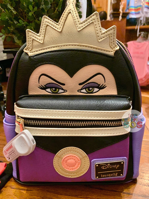 DLR - Disney Villain - Loungefly Evil Queen Backpack