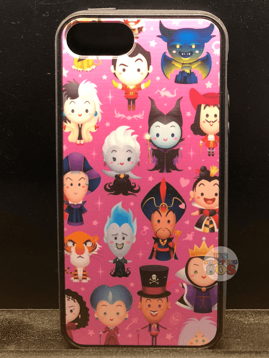 DLR - Custom Made Phone Case - World of Evil by JMaruyama