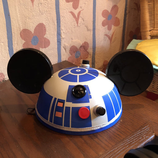 DLR - Star Wars R2-D2 Ear Hat