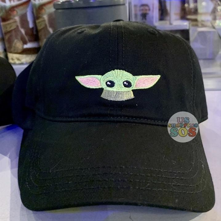 DLR - Star Wars Baby Yoda (Anime Portrait) Baseball Cap