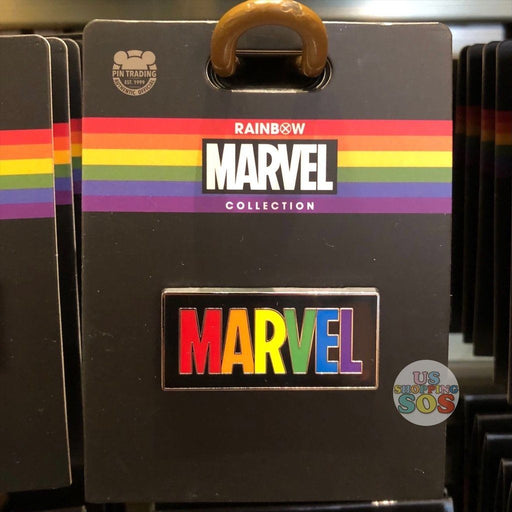 DLR/WDW - Rainbow Collection - Pin Marvel