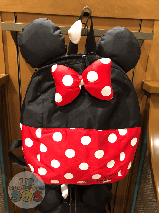 SHDL - Backpack x Minnie Head Shape