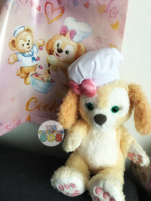 HKDL - Duffy's New Friend - Cookie Plush (S Size)