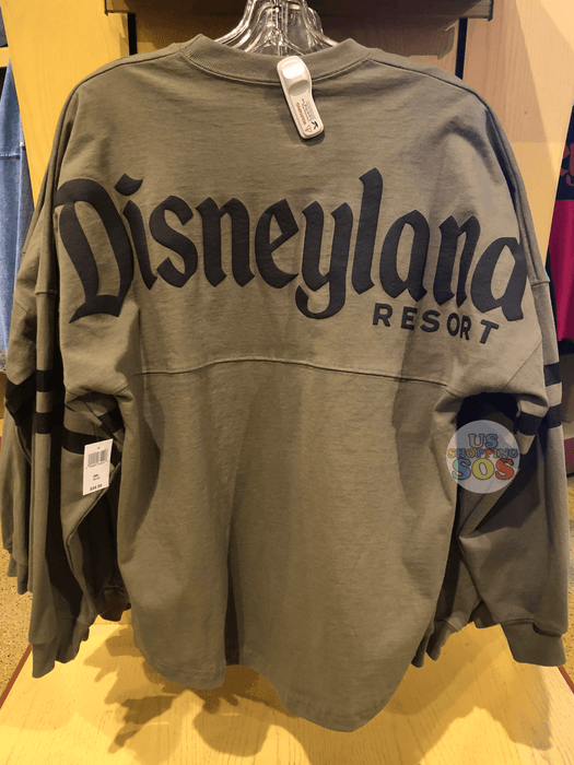 "DLR - ""Disneyland Resort"" Spirit Jersey - Green"