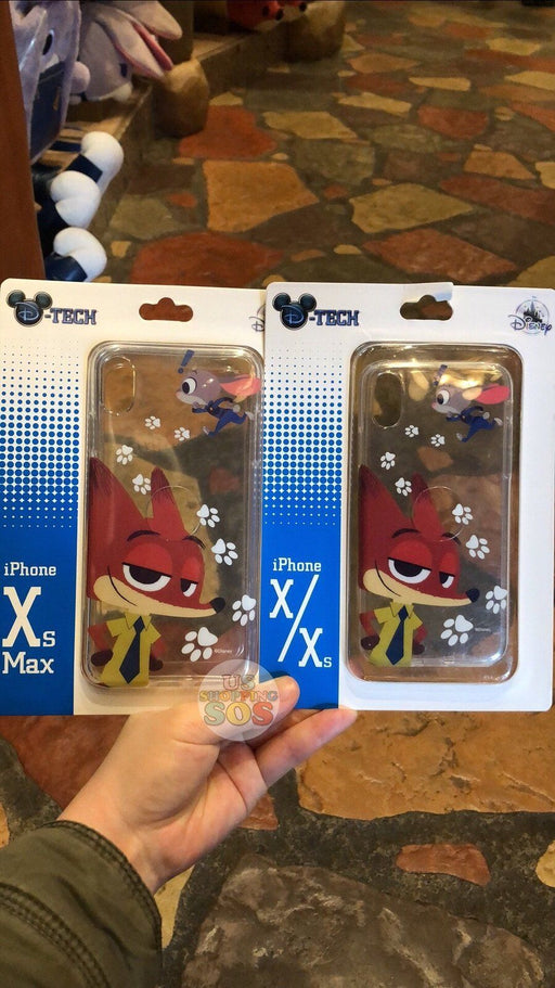 SHDL - Iphone Cases x Nick & Judy in the Corner
