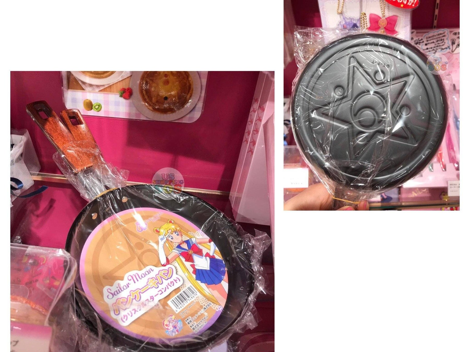 Japan Pretty Guardians - Pancake Pan