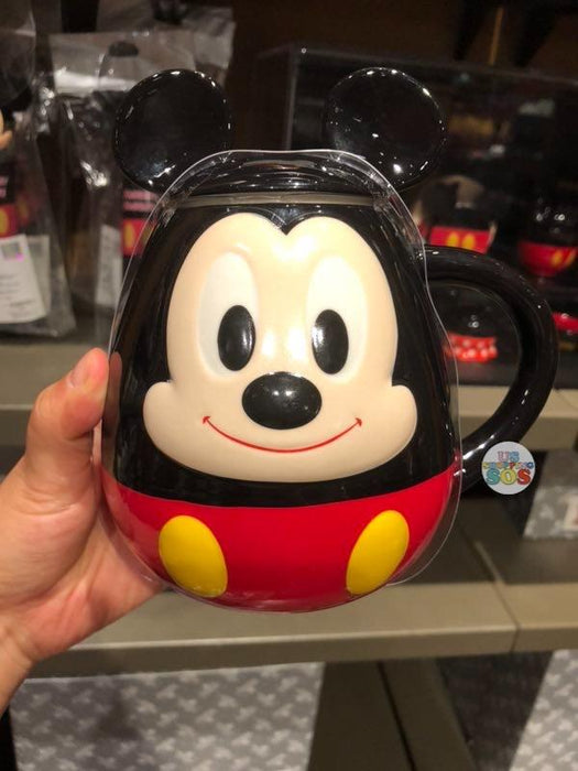 SHDL - Mickey Mug with Lid