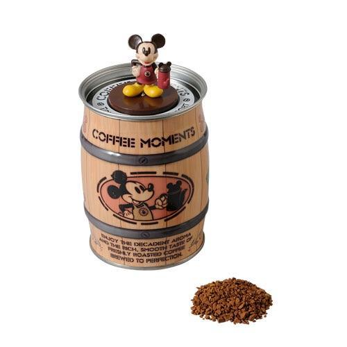 TDR - Mickey Coffee Moment