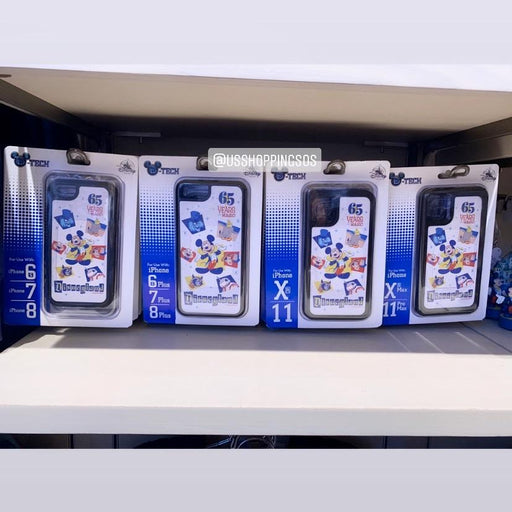 DLR - Disneyland Park 65th Anniversary - D-Tech iPhone Case