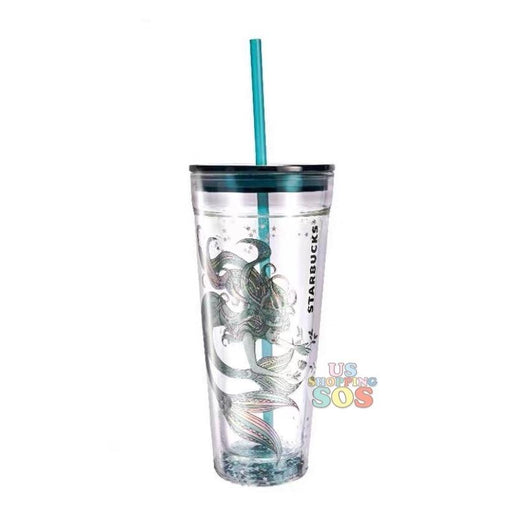 Starbucks China - Anniversary 2020 - Siren Goddness Double Glass Cold Cup 591ml