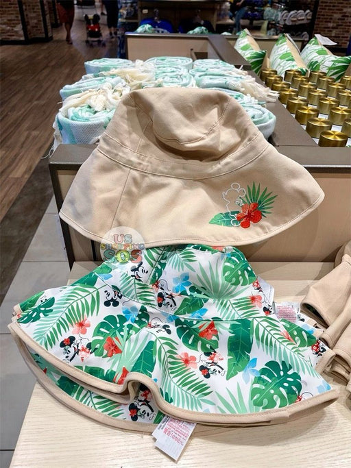 DLR/WDW - Tropical Hello Summer - Reversible Fisherman Hat