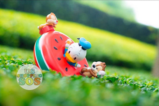 SHDL - Donald Duck with Chip & Dale Watermelon Drink Bottle